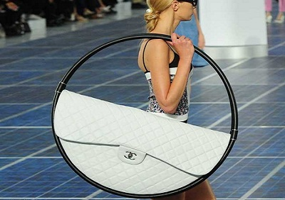 That Chanel Bag AKA- The Hula Hoop Bag