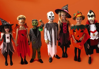 HALLOWEEN INSPIRATION FROM THE STARS